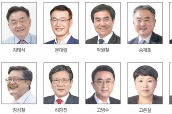 (제주일보) 지방선거 8개월 앞으로...'무주공산' 제주지사 물밑 경쟁 고조