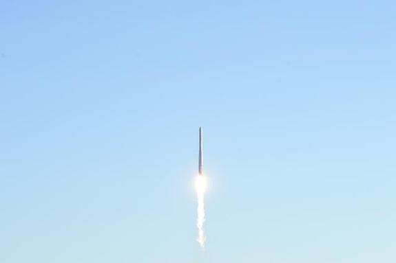 (제주일보) 제주 용수리서 12월 과학로켓 발사 실험...민간 우주개발 '신호탄'